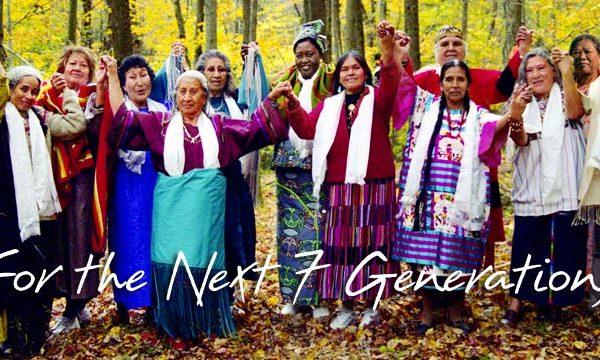 Grandmothers keep the language alive